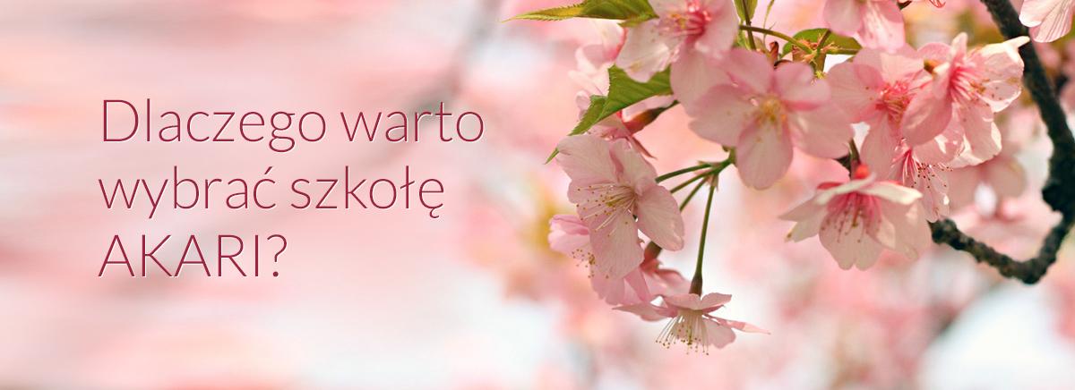 Kurs japońskiego w AKARI - Dlaczego warto wybrać naszą szkołę